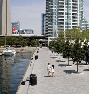 Harbourfront Water's Edge Revitalization