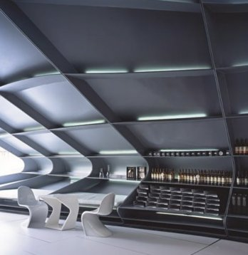 R. Lopez de Heredia winery, Spain_Zaha Hadid Architects
