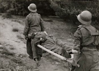 Gerda Taro_Republican soldiers, 1937