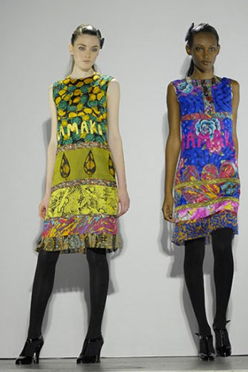 Doru Olowu_Ready-to_wear Summer 2008