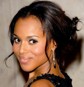 Kerry Washington_Shu Uemura's Su fiber Xtension