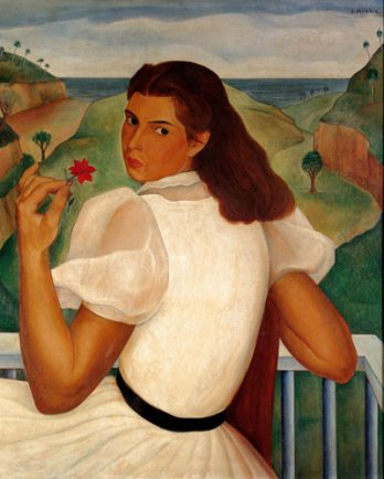 Jorge Arche, Portrait of Mary, 1938_Rodolfo Martinez