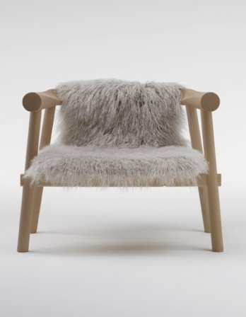 Artelano_Log armchair