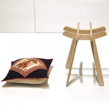 5.5 designers_Tabouret & Coussin
