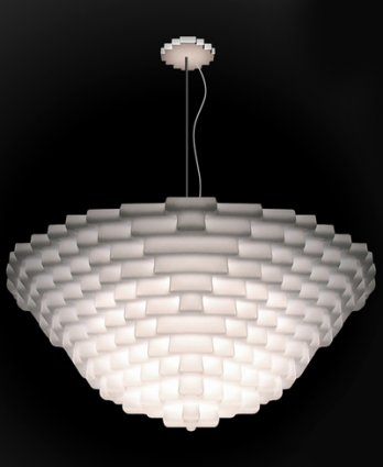 Outofstock_Brick Bright Ceiling Lamp