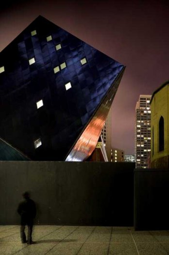 Contemporary Jewish Museum in San Francisco