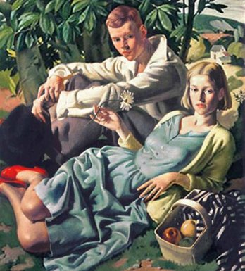 Bernard Fleetwood-Walker_Amity, 1933_Succession Peggy Fleetwood-Walker