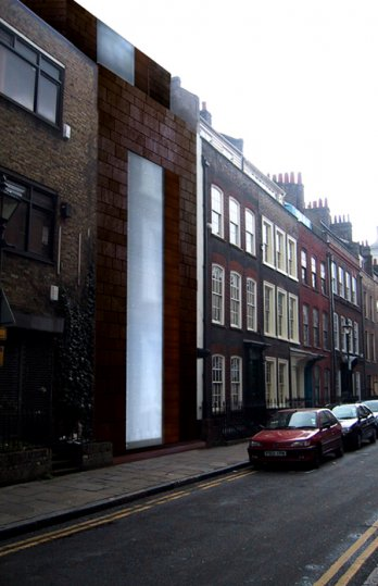 Claudio Silvestrin_Verjee House, Londres