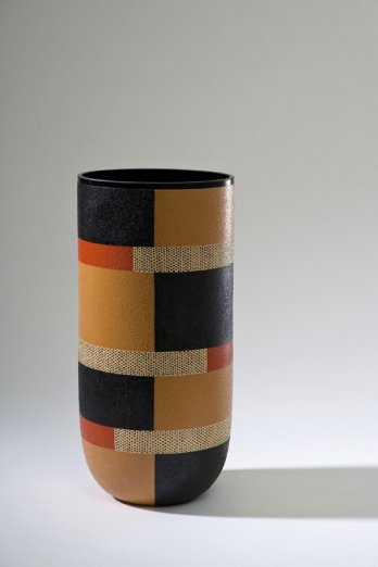 Vase_Mieke Groot (°1949, The Netherlands), 2007