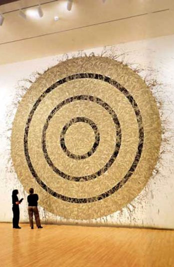 Richard Long, Walking and Marking