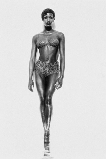 /HERB RITTS_Naomi, Full Length, Los Angeles, 1982