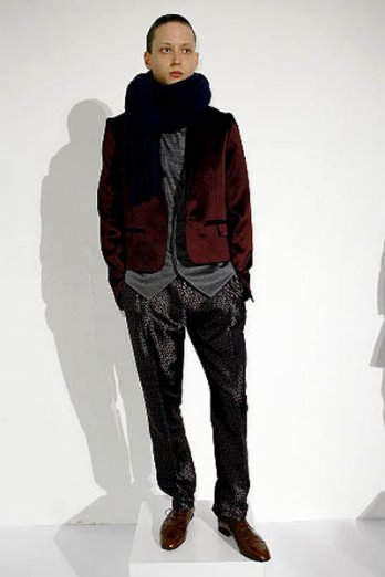 Bruno Pieters_Fall 2008 Men's_Marcio Madura