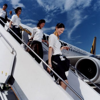Brian Finke Flight Attendants