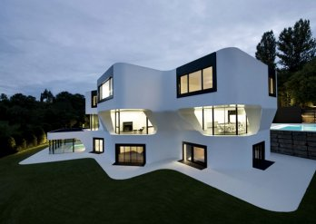 Dupli Casa by J. MAYER H. Architects_David Franck