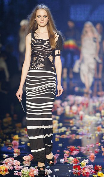 Sonia Rykiel 2009 Ready-ro-Wear Spring-Summer Collection