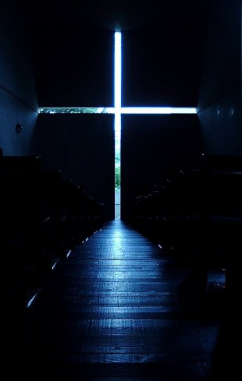 Tadao Ando/Church of Light_Tadao Ando