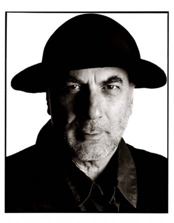 Ron Arad_No Discipline/Ron Arad by David Bailey_July08
