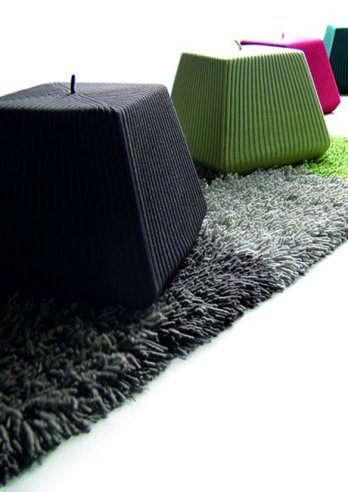 Liset van Scheer_Collection de Poufs + Casalis