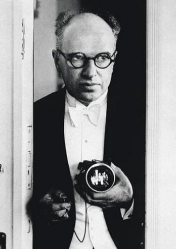 Erich Salomon_Autoportrait