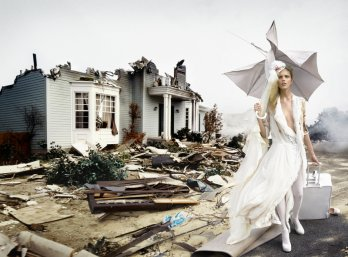 David Lachapelle/When the World Is Through_2005