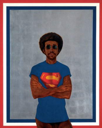 con for My Man Superman (Superman never saved any black people � Bobby Seale), 1969