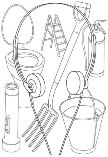Michael Craig-Martin : Father of Brit-Art