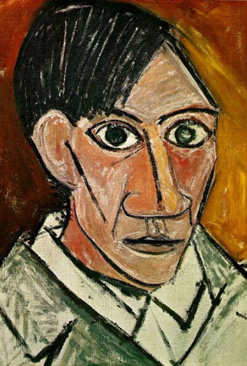 Picasso and the Masters : Pictural dialogue