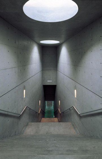 Tadao Ando, the Master...